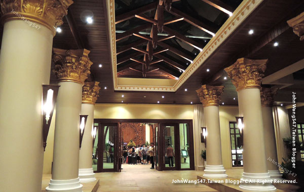 柬埔寨五星飯店Sokha Siem Reap Resort lobby.jpg