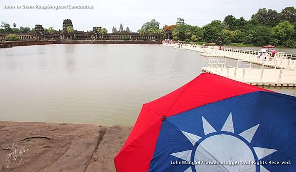 吳哥旅遊-台灣與柬埔寨沒外交