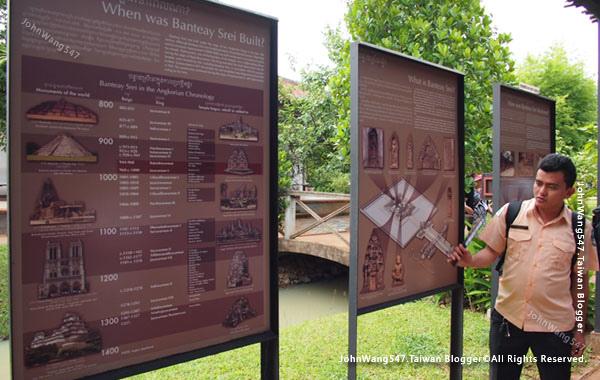 柬埔寨吳哥旅遊Banteay Srei女皇宮3.jpg