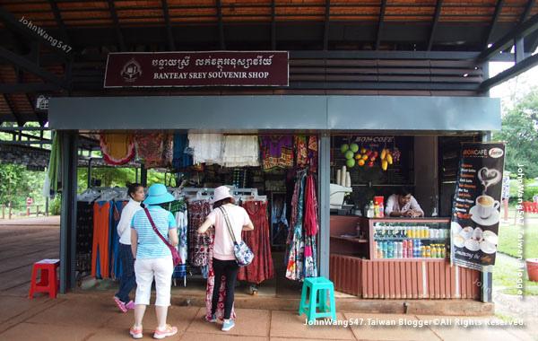 柬埔寨吳哥旅遊Banteay Srei女皇宮4.jpg