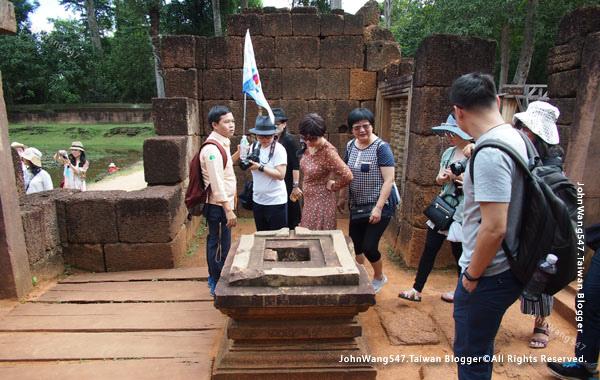 柬埔寨吳哥旅遊Banteay Srei女皇宮13.jpg