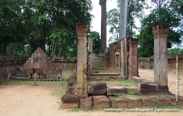 柬埔寨吳哥旅遊Banteay Srei女皇宮12.jpg