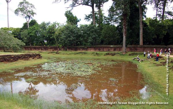 柬埔寨吳哥旅遊Banteay Srei女皇宮17.jpg
