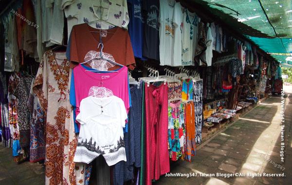 柬埔寨吳哥旅遊Banteay Srei女皇宮 伴手禮店2.jpg