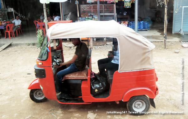 柬埔寨吳哥嘟嘟車Cambodia Angkor tuk tuk2.jpg