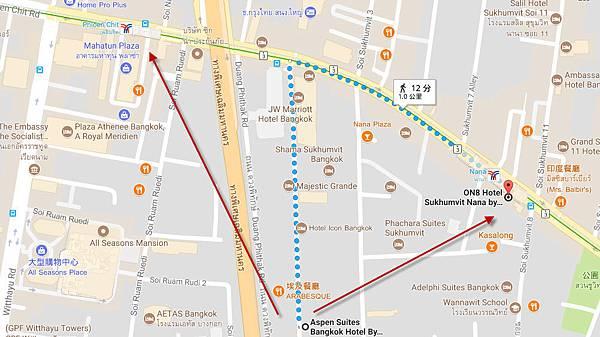 Bangkok Aspen Suites Sukhumvit 2 hotel MAP.jpg