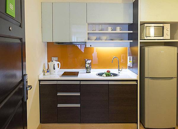 Aspen Suites Sukhumvit ROOM2