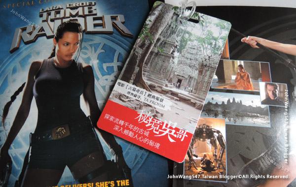 古墓奇兵 Tomb Raider Angkor吳哥窟取景