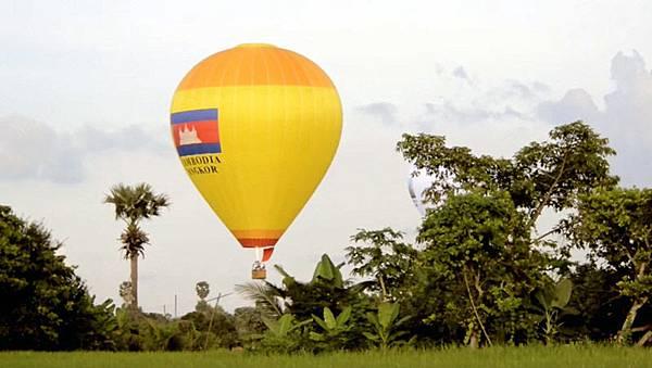 吳哥窟熱氣球Angkor Hot Air Balloon.jpg