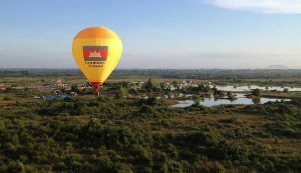吳哥窟熱氣球Angkor Hot Air Balloon1.jpg