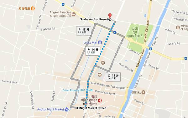 Sokha Angkor Resort-Angkor Night Market