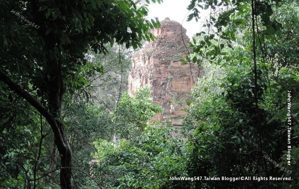 巴肯寺Phnom Bakheng巴肯山Baksei Chamkrong2.jpg