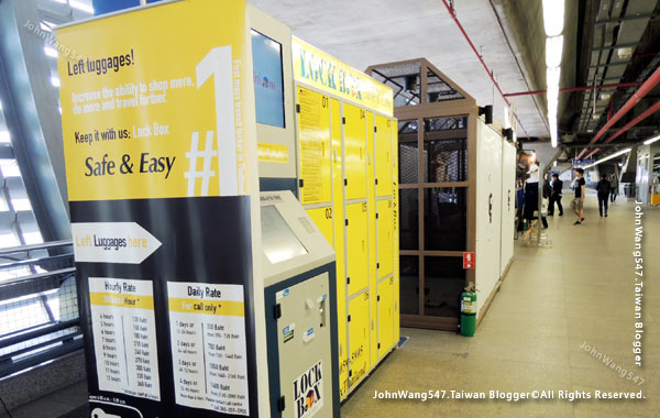 LockBox Airport Rail Link Makkasan Station.jpg