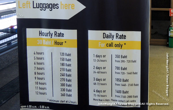 LockBox Airport Rail Link Makkasan Station price.jpg