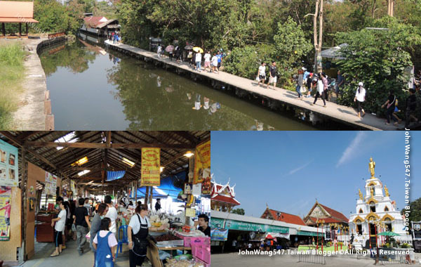 Bang Nam Pheung Floating Market