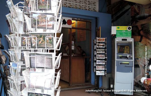 柬埔寨暹粒市-國泰世華銀行ATM