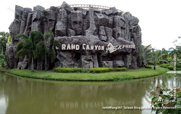 Siam Park City Grand Canyon Express