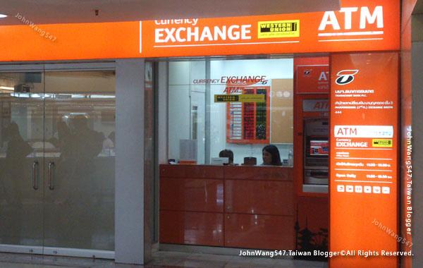 Western Union Bangkok MBK
