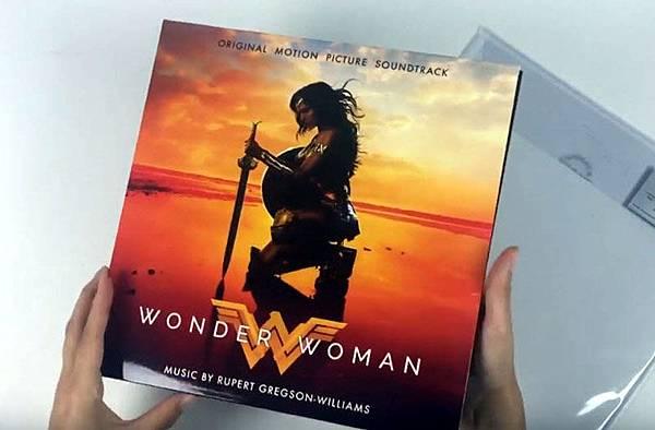 黑膠唱片LP 神力女超人 Wonder Woman