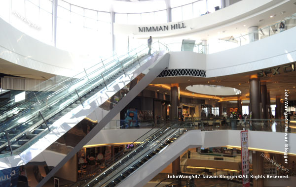 Nimman Hill Bar Maya Mall