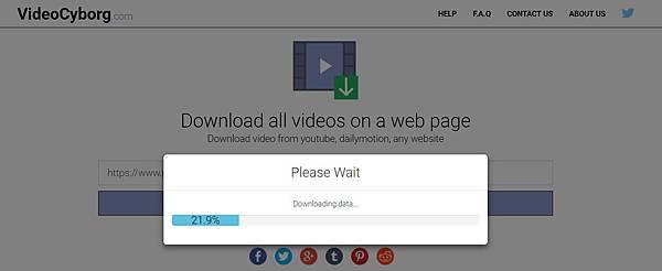 Download web page videos