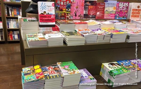 泰國旅遊書書店