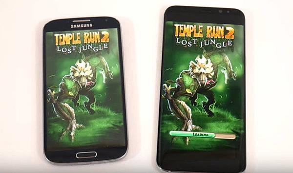 Samsung Galaxy S8 vs.Galaxy S4