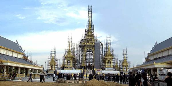 King Bhumibol's royal cremation.jpg