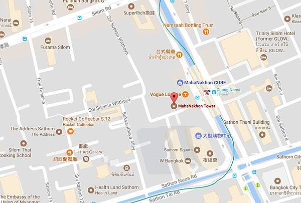 MahaNakhon MAP