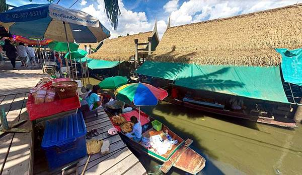 Taling Chan Floating Market大林江水上市場.jpg
