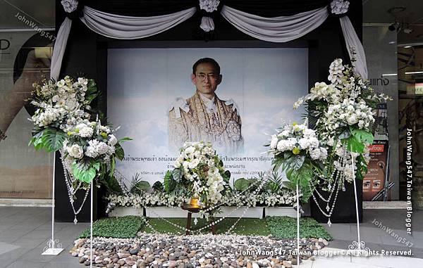 泰皇拉瑪九世蒲美蓬紀念堂
