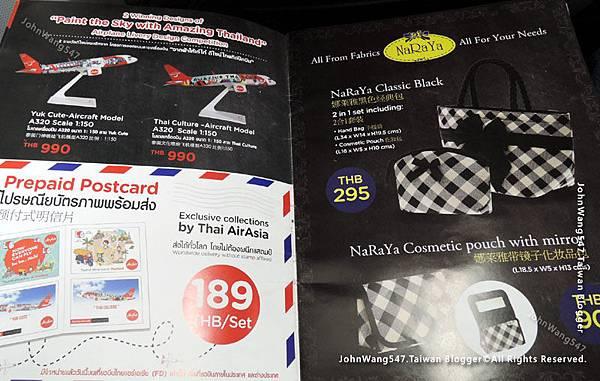 泰國亞洲航空AirAsia機上商品.jpg