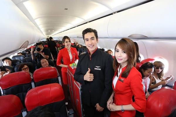 Nadech - Air Asia