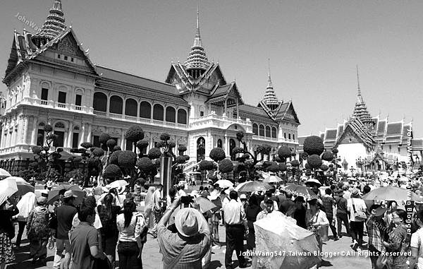 Bnagkok Grand Palace closed from Oct 1-29