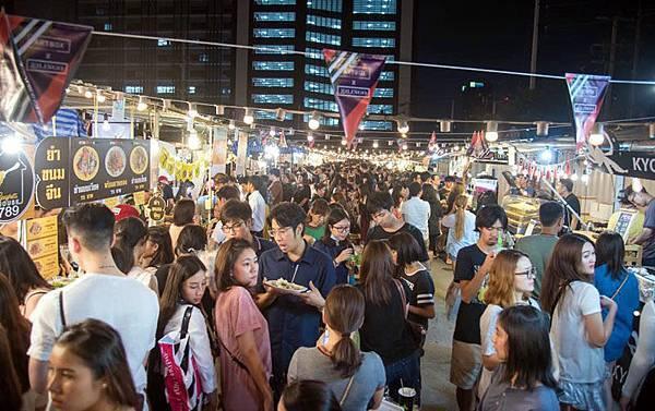 Artbox Market Suanluang Square Thailand