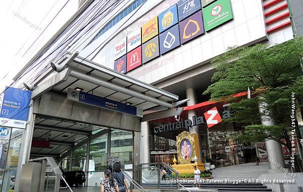 Central Plaza Grand Rama9曼谷百貨0