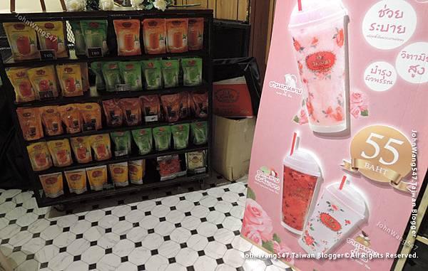 泰國手標牌ChaTraMue玫瑰茶Rose Tea1.jpg