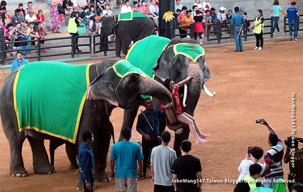 Nong Nooch Tropical Garden Elephant show.jpg