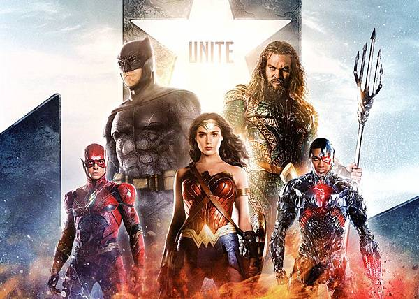 Justice League Poster正義聯盟電.jpg