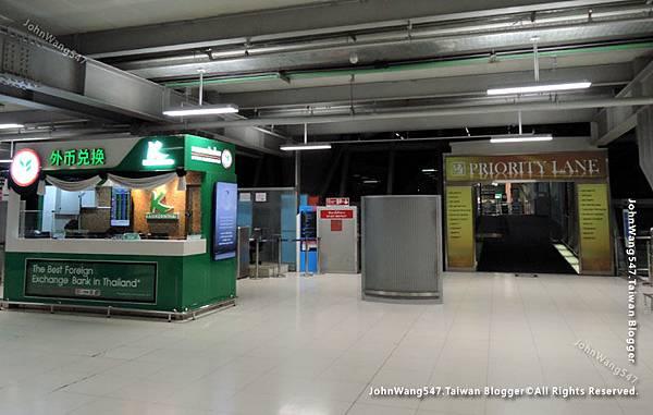 Suvarnabhumi Airport Visa on Arrival2