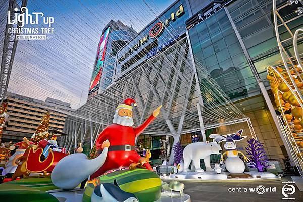 CentralWorld BKK LIGHT UP Christmas7.jpg