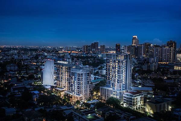 Somerset Ekamai Bangkok Hotel building.jpg