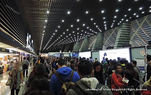 Thai Airways搭乘泰航經驗談桃園機場2.jpg