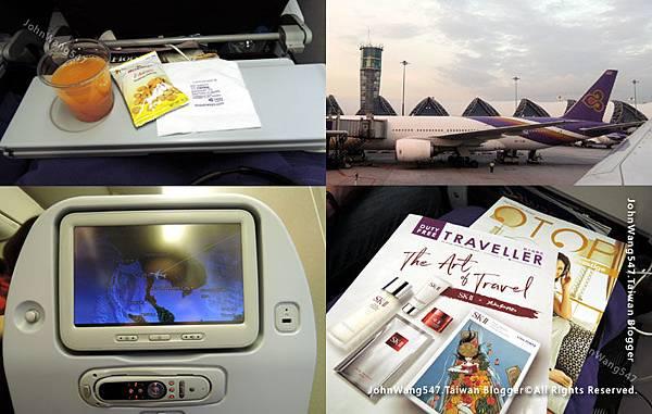 Thai Airways搭乘泰航經驗談BKK機場4.jpg