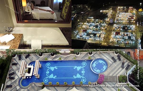 Berkeley Hotel Pratunam hotel BKK