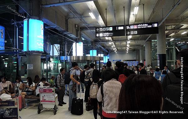 Thai Airways搭乘泰航經驗談時間