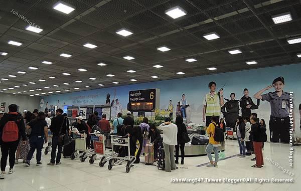 Thai Airways搭乘泰航經驗談行李