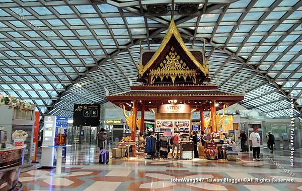 OTOP SHOP Suvarnabhumi Airport