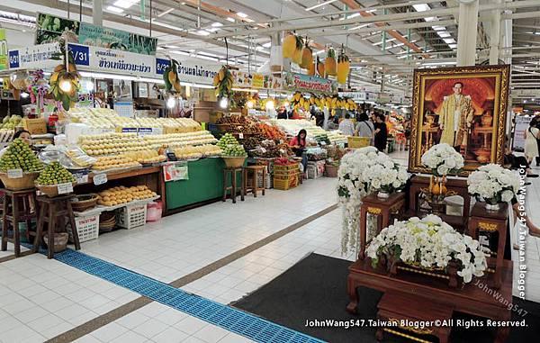 Or Tor Kor Market Kamphaeng Phet bangkok1