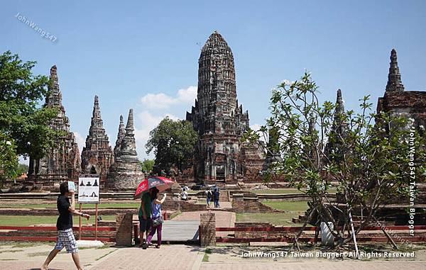 泰國大城Ayutthaya阿育塔亞一日遊